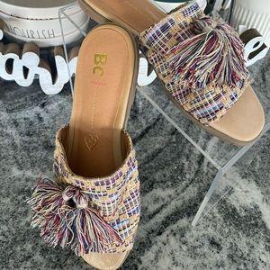 Bc Sandals size 6